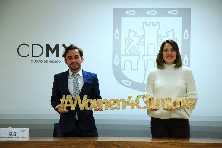 La CDMX, sede de la Segunda Cumbre de Mujeres por el Clima del C40