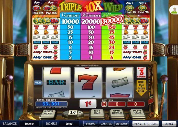 онлайн игра без регистрации казино