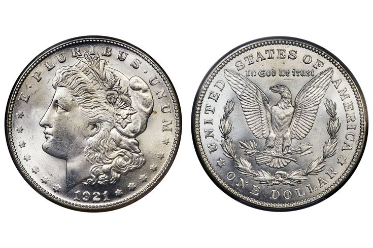 Looking to see how much your Morgan silver dollar is worth? This page lists coin values and coin prices for Morgan Silver Dollars (1878-1904, 1921).