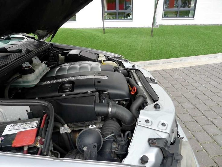 Mercedes ML 270 CDI - Silber