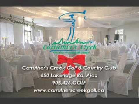 Carruther's Creek Golf & Country Club Holiday Greeting