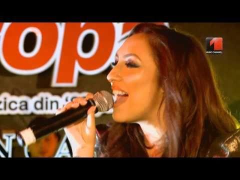 Andra - In noapte ma trezesc (LIVE in Garajul Europa FM) - YouTube