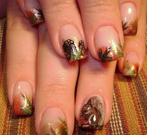 nail designs for fall 2014. 2014 nail designs | latest autumn art trends fashion for girls 2013 10 fall