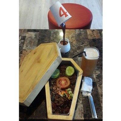 nasi goreng gentayangan #kulinerdagobandung