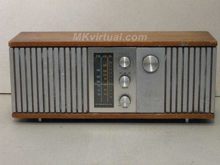 Viking transistor radio model D7TRU-141W