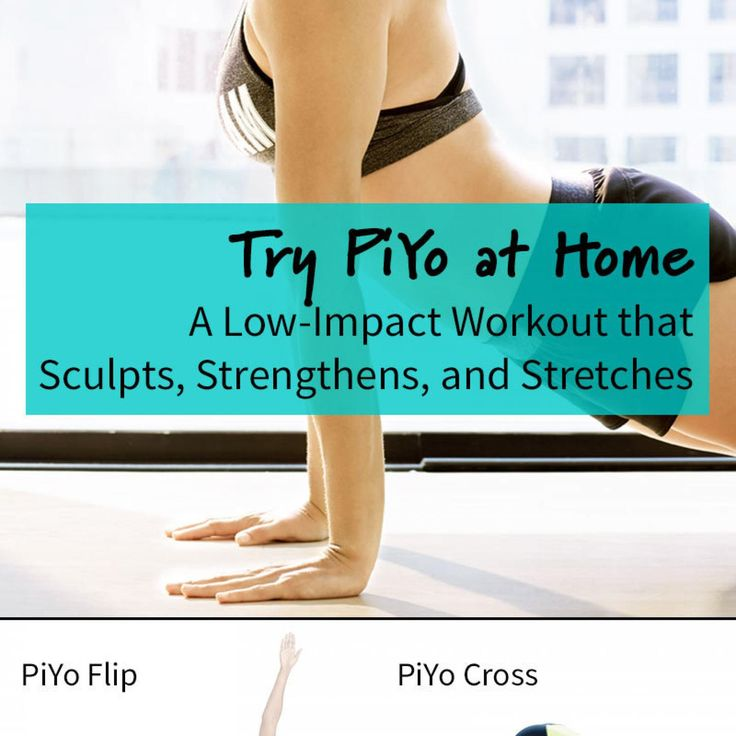 Try PiYo at Home: A Low-Impact Workout That Sculpts, Strengthens and Stretches
