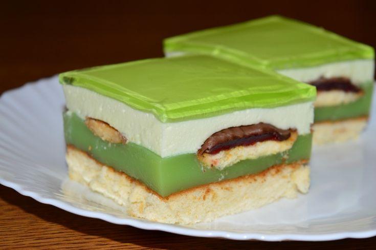 """Удивительный торт """"Шрек"""""""
