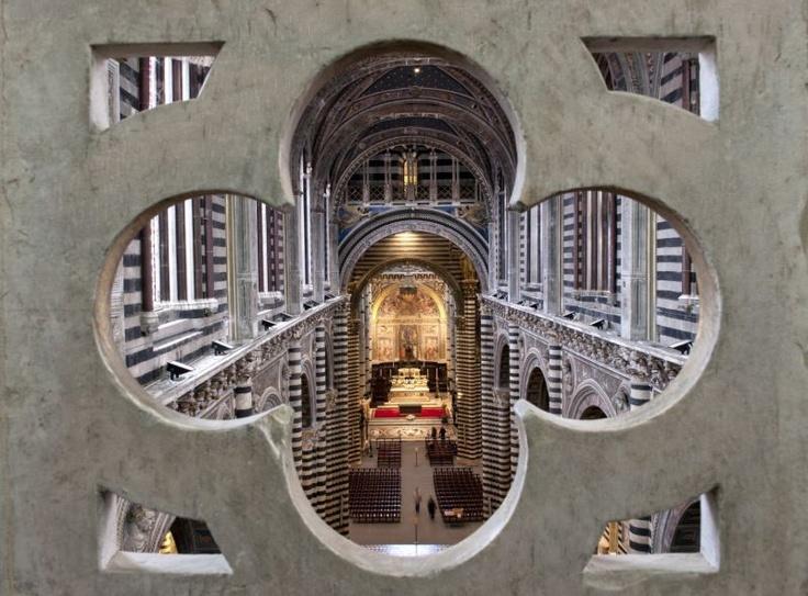 Il Duomo di Siena apre la Porta del cielo, fino a ottobre