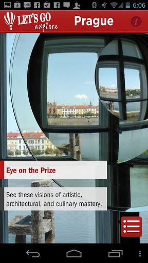 Five short walking tours to give you a taste of Prague<p>Written, designed, and developed entirely by students at Let's Go, the world's leader in student travel <p>***For a full Let's Go Prague guide with complete Let's Go listings and mobile guide features, download the Let's Go mobile app (coming soon!)***<p>FEATURES<p>-Five day-long itineraries to choose from, each inspired by a different witty and irreverent travel theme<p>-Five to six diverse listings in each itinerary, ranging from…