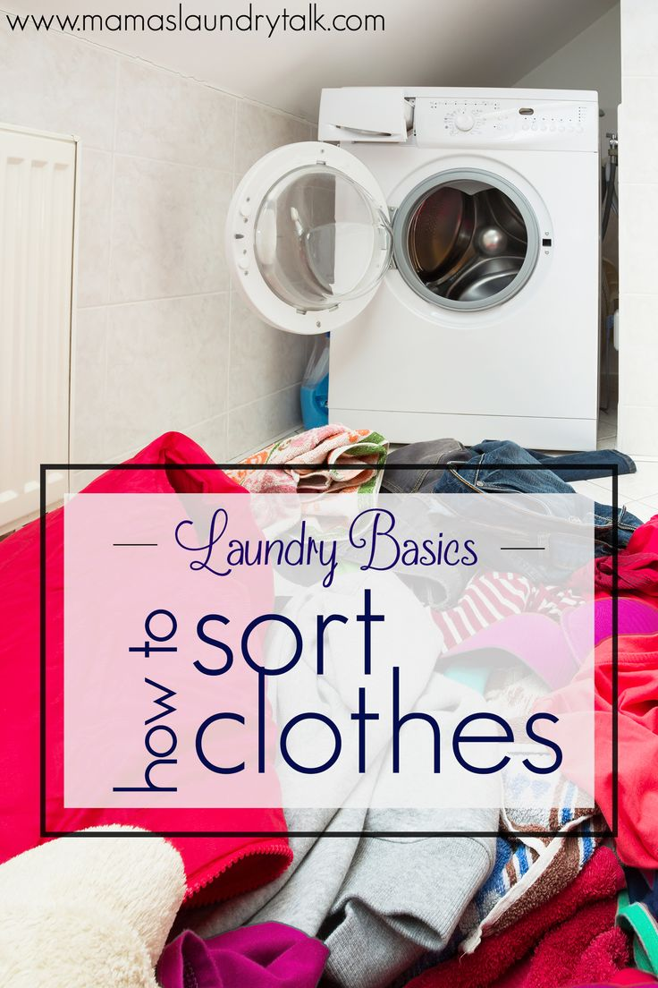best 25 sorting clothes ideas on pinterest diy clothes. Black Bedroom Furniture Sets. Home Design Ideas