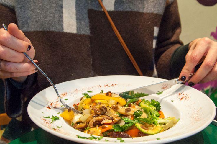 Πού θα φας υγιεινά και καλά στην Αθήνα