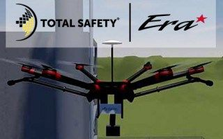 Global Safety and Compliance Leader Total Safety Partners with Era to Expand UAS Capabilities