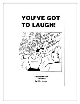 48 original cartoons for and about teachers designed to get teachers laughing again and reducing their ever increasing stress by half.All of th...