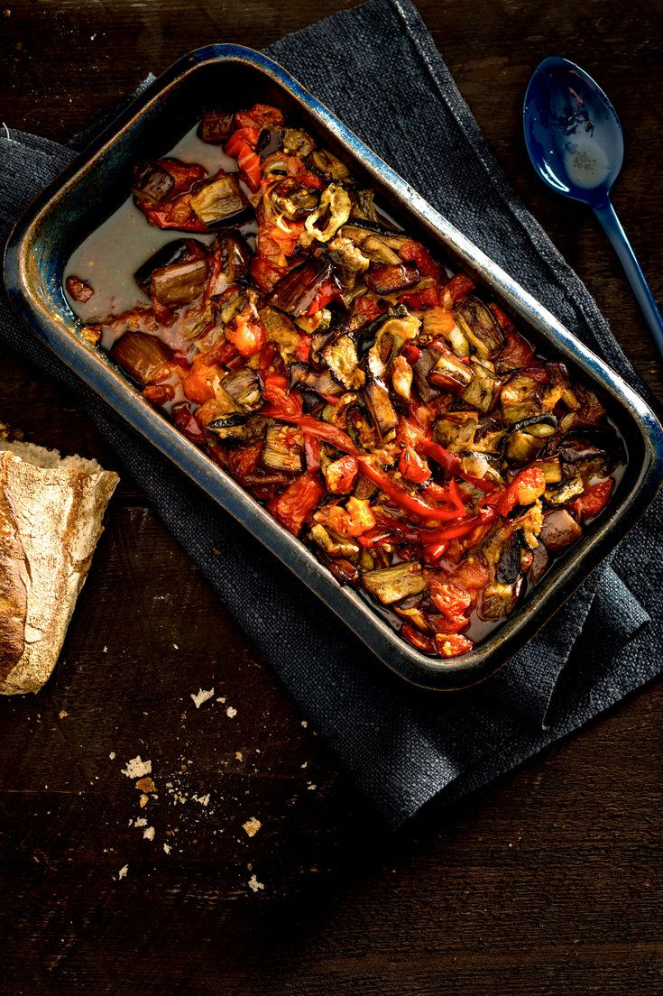 """NYT Cooking: The French have a genius for cooking with vegetables. Even the humblest onion is transformed into something glorious in the hands of a Gallic cook. Ratatouille, one of jewels of Provençal cooking, is a fine example of that tradition. <span class=""""photo-video-credit"""">Photographs by Francesco Tonelli for The New York Times. Videos by Alexandra Eaton and Shaw Lash.</span>"""