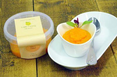 Delicious Mango, Carrot & Apple Puree, Visit us@:- http://www.littletummy.co.uk/