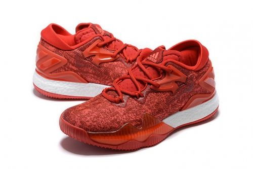 buy online 3afc4 49972 2018 Cheap Crazylight Boost Adidas Low Sport Red Hyper Crimson