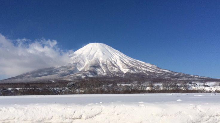 Mount Yotei @ Niseko Hokkaido