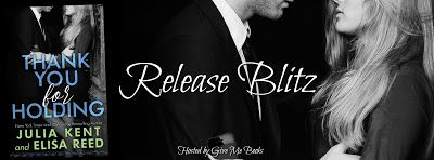Abibliophobia Anonymous                 Book Reviews: **RELEASE BLITZ**  Thank You For Holding by Julia ...