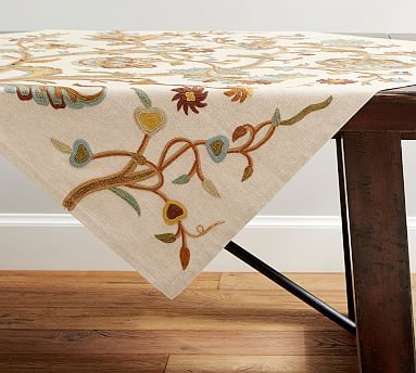 Sandi Palampore Tablecloth