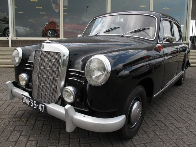 Mercedes-Benz 190 PONTON W121 (bj 1956)