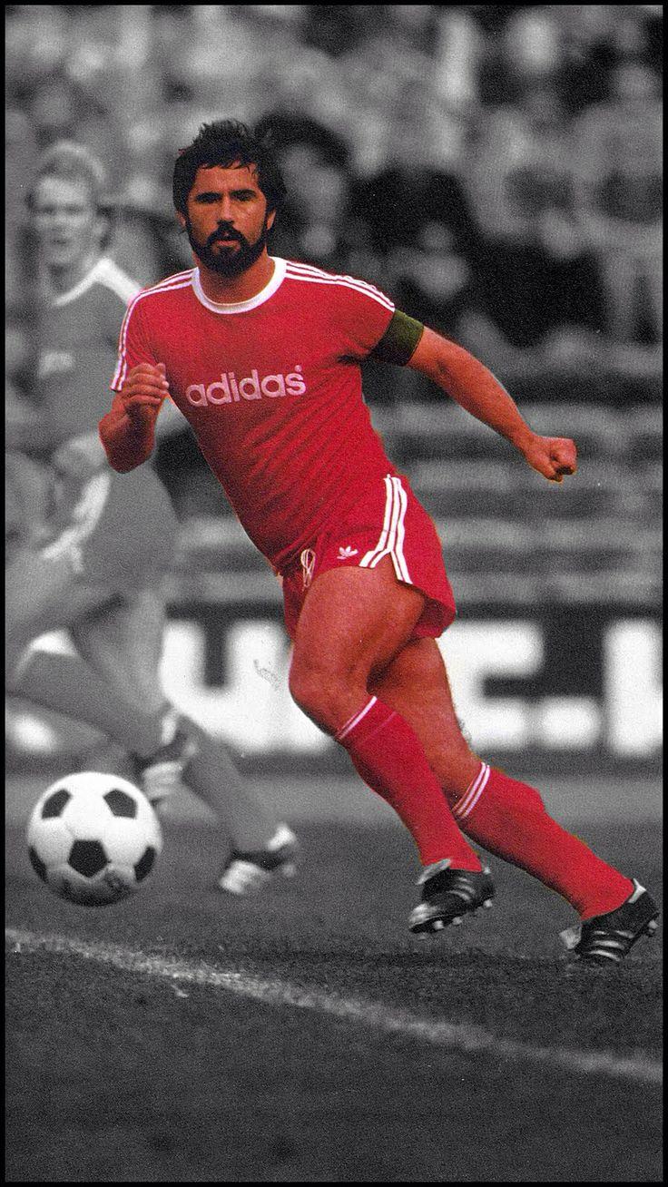 Greatest German goal scorer ever.