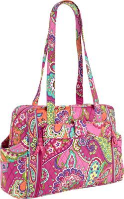 Vera Bradley Make a Change Baby Bag  Pink Swirls - via eBags.com!