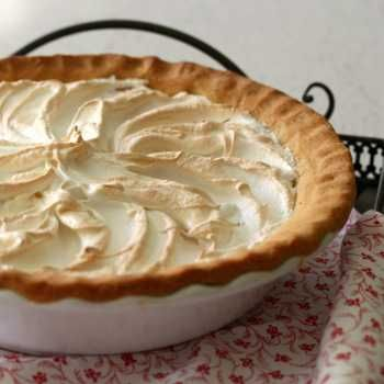 LOVE Lemon Meringue? Then this is the recipe for you!