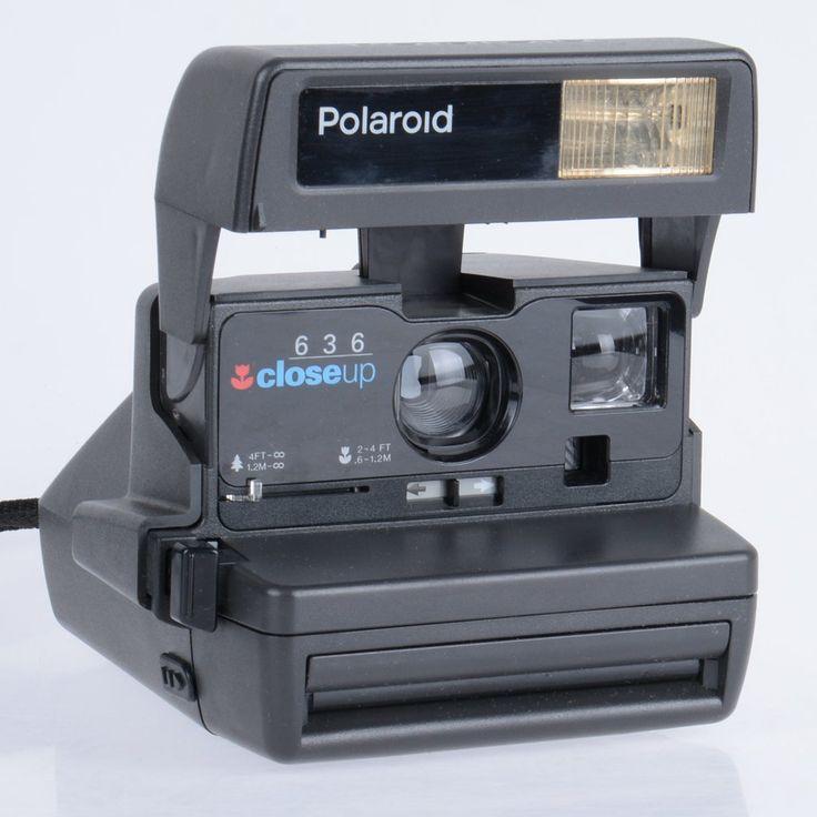 Polaroid 636 CL Compact Camera-Instant: Amazon.co.uk: Electronics