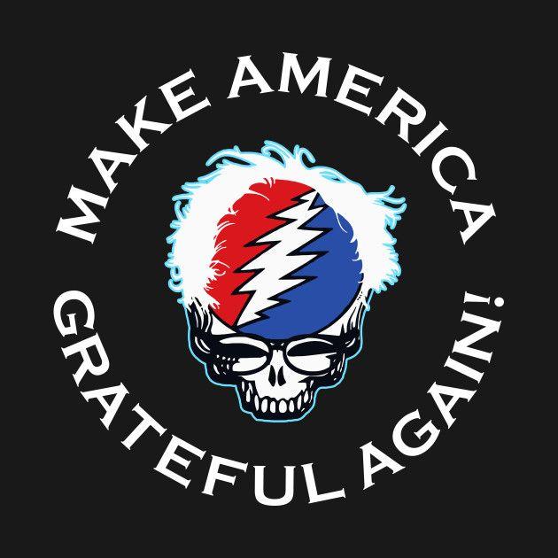 Awesome 'Make+America+Grateful+Again+2' design on TeePublic!