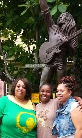 Bob Marley's Daughter Stephanie Marley