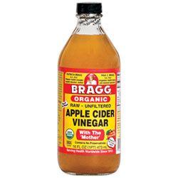 "To Fight Against Bacterial Infections of Eyes-- Apple Cider Vinegar: Mix 1 Tbsp pure apple cider vinegar with a cup of water. Use this mixture to wash your eyes by using a cotton ball. Use apple cider vinegar which contains ""mother"". ""Mother"" is malic acid which fights against bacterial infections."