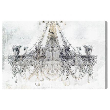 White Gold Diamonds — Oliver Gal Art