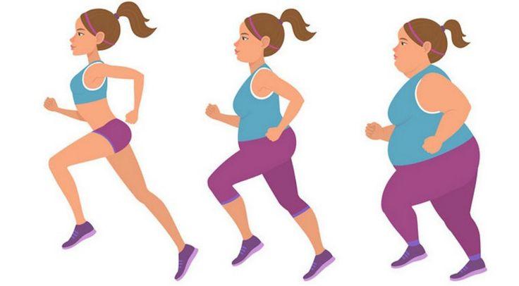 La pérdida de peso y el ejercicio