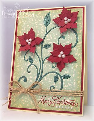 837 best Homemade Christmas Cards images on Pinterest | Holiday ...