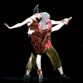 2012 The international co-production of dance icon Twyla Tharp's The Princess & The Goblin has its World Premiere in Atlanta. Jorden Morris'...