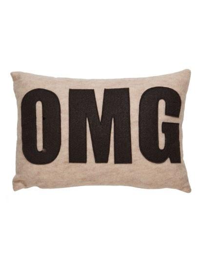 OMG Pillow!