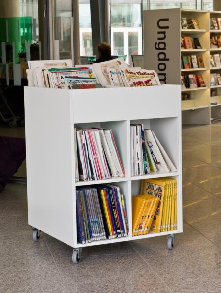 BOX maxi, prentenboekenbak,