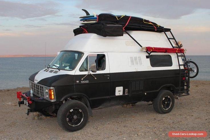 1985 Dodge Ram Van 2500 #dodge #ramvan #forsale #canada