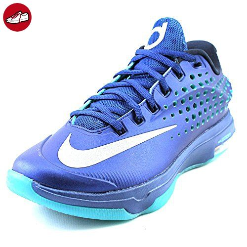 Herren Kd Vii Elite Basketball-Schuh-Gym Blau / lt Retro / met Silber 724349-404 Grö�e 12 - Nike schuhe (*Partner-Link)