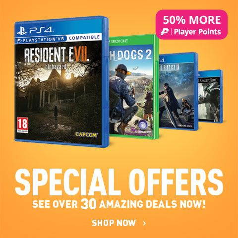 I buy all my games through ozgameshop.  ozgameshop.com has an incredible range of the latest video games & accessories for PS4, Xbox One, PS3, Xbox 360, Wii U, 3DS, PC & Mac - and so much more!  #affiliate