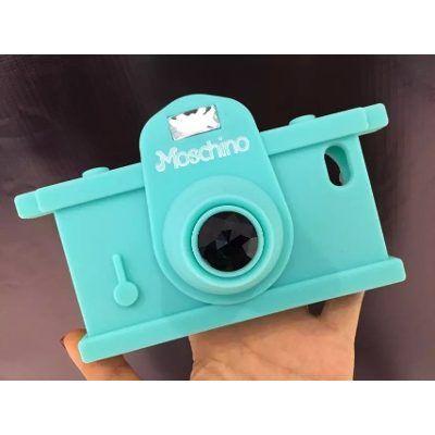 Funda Tipo Cámara Moschino Para Iphone 6 a $ 290.Celulares y ...