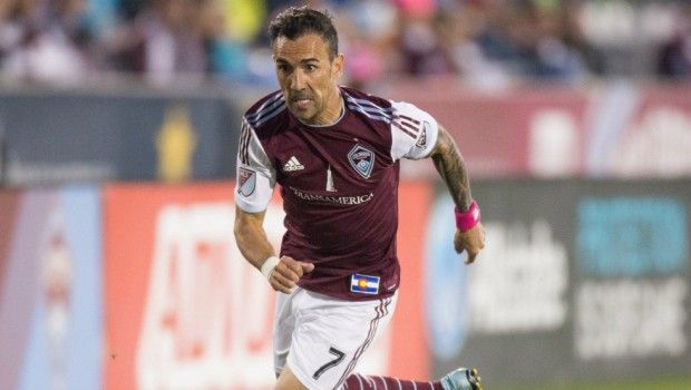 #MLS  Houston Dynamo add experience to front line with signing of Vicente Sanchez