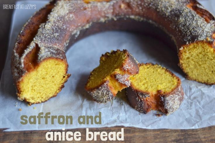 Pane giallo al profumo di anice