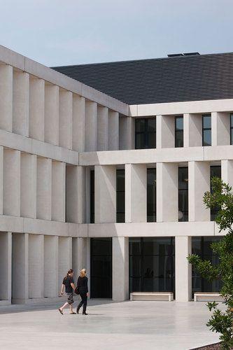 Hospital AZ Groeninge - Baumschlager Eberle, Osar architects