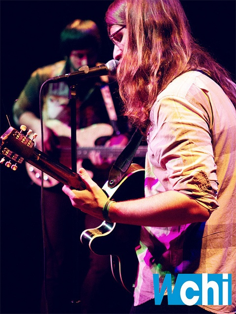 Maps and Atlases at Lincoln Hall March 13, 2011 by WCHI News, via Flickr