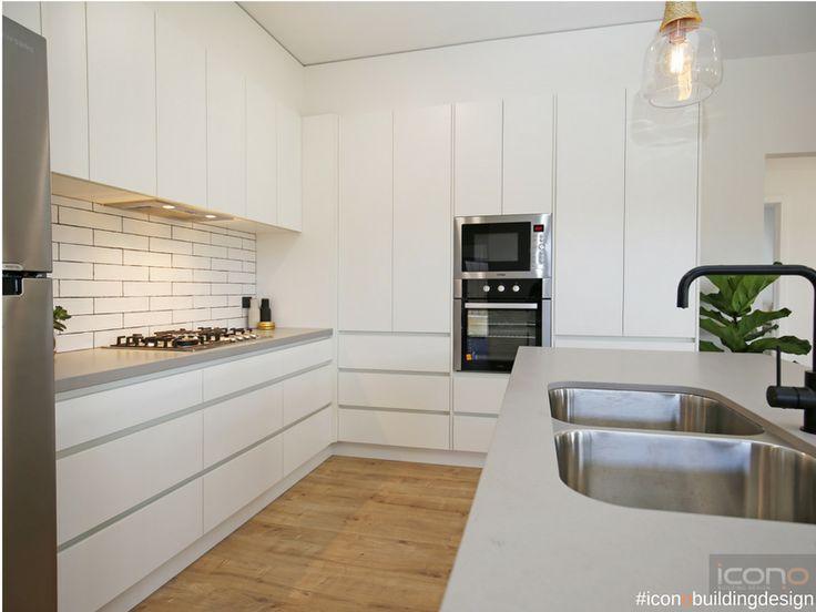 Perfect kitchen for this unit! #iconobuildingdesign #kitchen #homestyle #kitchenideas #newhome