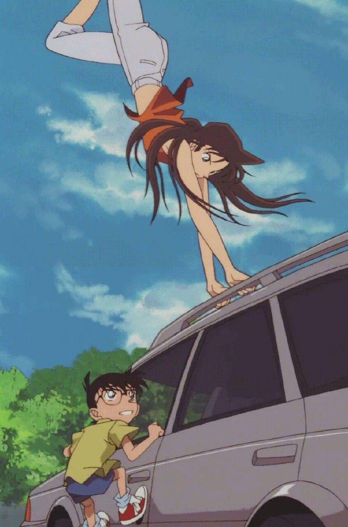 Detective Conan Ran Mori Episode 153-154 | Conan ...