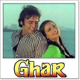 Name of Song - Aajkal Paon Zameen Par Album/Movie Name - Ghar Name Of Singer(s) - Lata Mangeshkar Released in Year - 1978 Music Director of Movie - R D Burman Movie Cast - Rekha, Vinod Mehra
