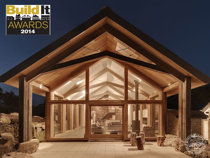 Winner Of Best Oak Frame At Build It Awards 2014! Extension IdeasBuilding  ExtensionHouse Extension CostExtension ...