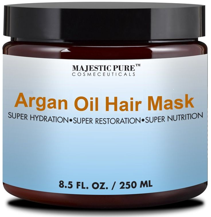 Majestic pure argan oil hair mask restores and conditions weak, damaged, and over-processed hair. This hydrating Mask is a rich and creamy repair mask designed to hydrate and help repair damaged hair.